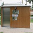 Hollandi úti nyilvános WC (Forrás: varosgazda.eu)