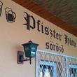 Pfiszter Hütte Söröző