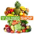 Zöldség Shop Webáruház