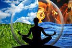 Meditáció a sóbarlangban