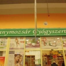 Aranymozsár Gyógyszertár - Tesco Hipermarket, Csepel