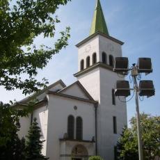 Budapest-Csepel-Központi Református Egyházközség (Fotó: Veér Lajos - panoramio.com)