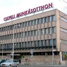 Csepeli Munkásotthon Kulturális Központ (Fotó: Sarkadi Csaba)