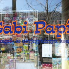 Gabi Papír