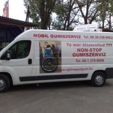 Gumi Ambulancia - II. Rákóczi Ferenc út