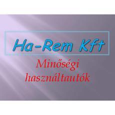 Ha-Rem Kft. használtautó-kereskedése