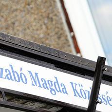 Szabó Magda Közösségi Tér