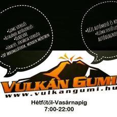 Vulkán Gumiszerviz és Autómosó