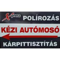 X-Press Autómosó-Kozmetika