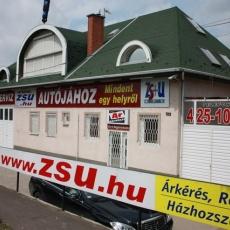 Zs+U Autóalkatrész - Ady Endre út