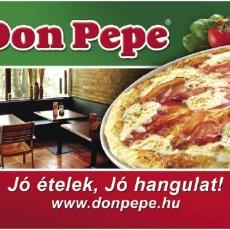 Don Pepe Étterem & Pizzéria - Csepeli Tesco Áruház