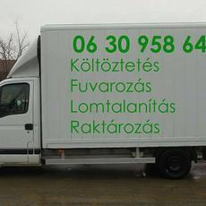 RCS Moving Kft. - költöztetés