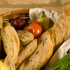 Lipóti gyökér kenyér