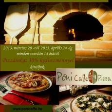 Póni Caffe & Pizza
