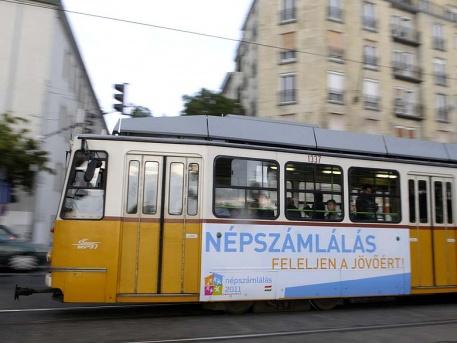 Mozgósítás a 2011-es népszámlálás idején (fotó: napi.hu)