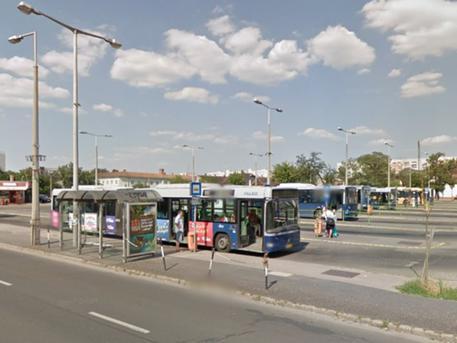 Megszűnne a buszvégállomás a Szent Imre téren