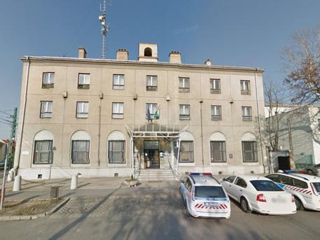 Csepeli rendőrkapitányság (forrás: Google)