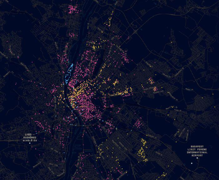 Xxi Kerulet Csepel Erdekes Terkep A Budapesti Terfigyelo