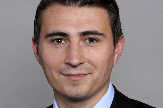 Borbély Lénárd polgármester, fotó: 24.hu